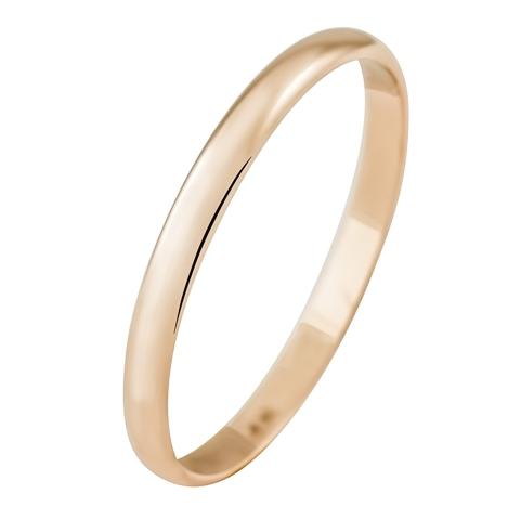 Обручальное кольцо из золота арт. 14000033 14000033