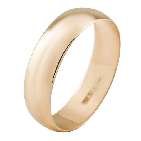 Обручальное кольцо из золота арт. 14000034 14000034