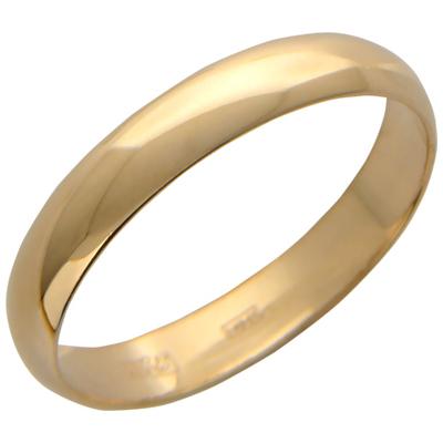 Обручальное кольцо из золота арт. 01о010012 01о010012