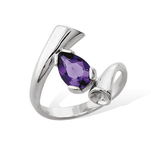 Серебряное кольцо Топаз арт. 1047р 1047р