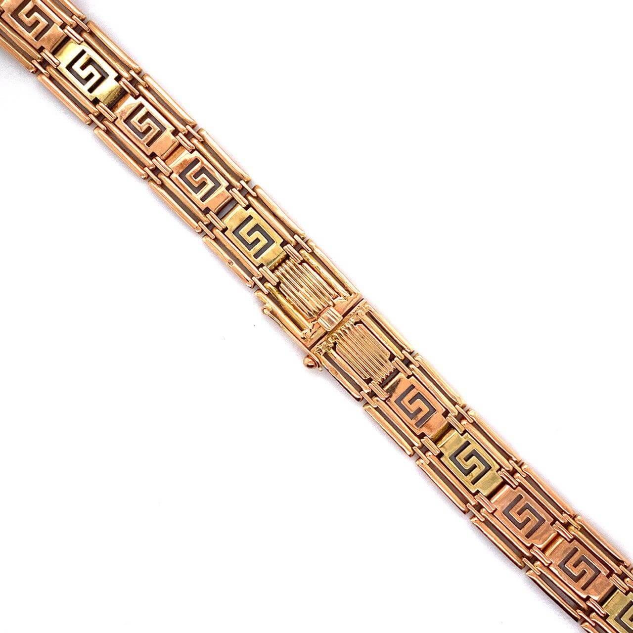 Женский браслет для часов из золота арт. 03816 03816