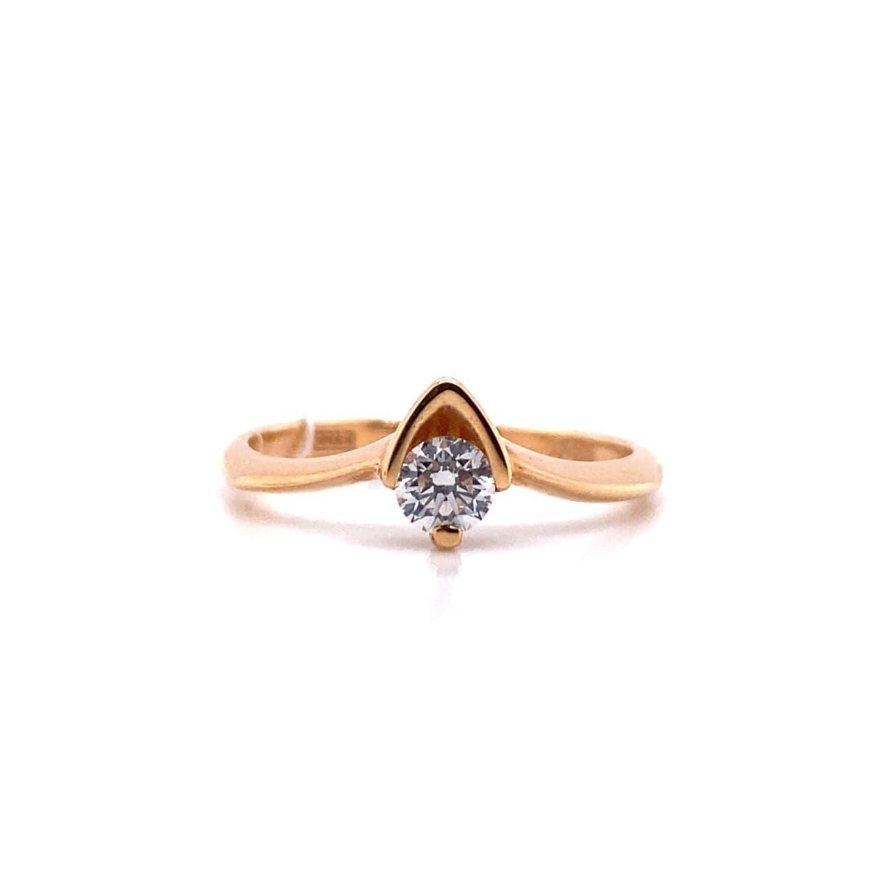 Золотое кольцо Бриллиант арт. 91621244 91621244