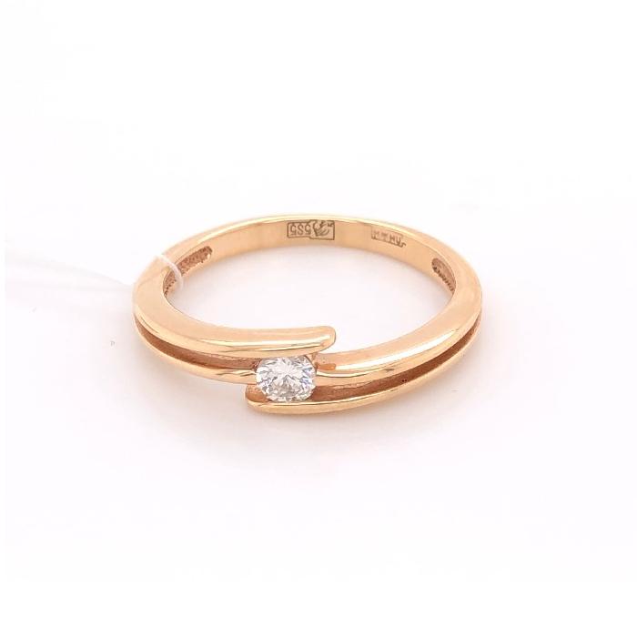 Золотое кольцо Бриллиант арт. 91621249 91621249