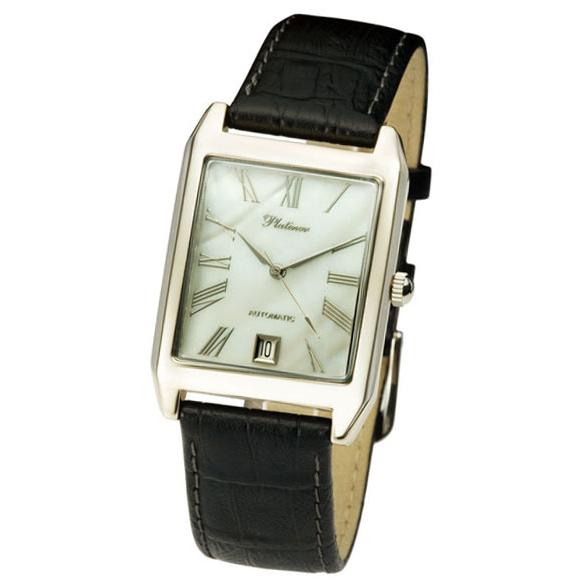 Мужские часы из белого золота арт. 51940 51940