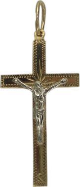 Золотой крест арт. 1011 1011