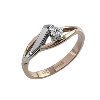 Золотое кольцо Бриллиант арт. 88578 88578