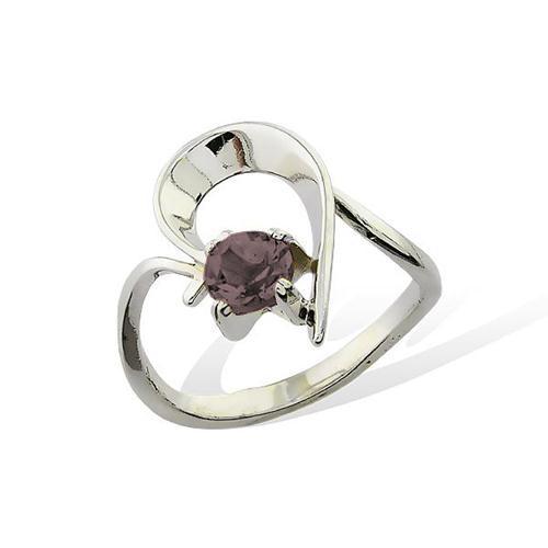 Серебряное кольцо Раухтопаз арт. 1642р 1642р