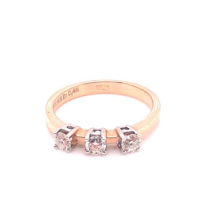 Золотое кольцо Бриллиант арт. 4580 4580