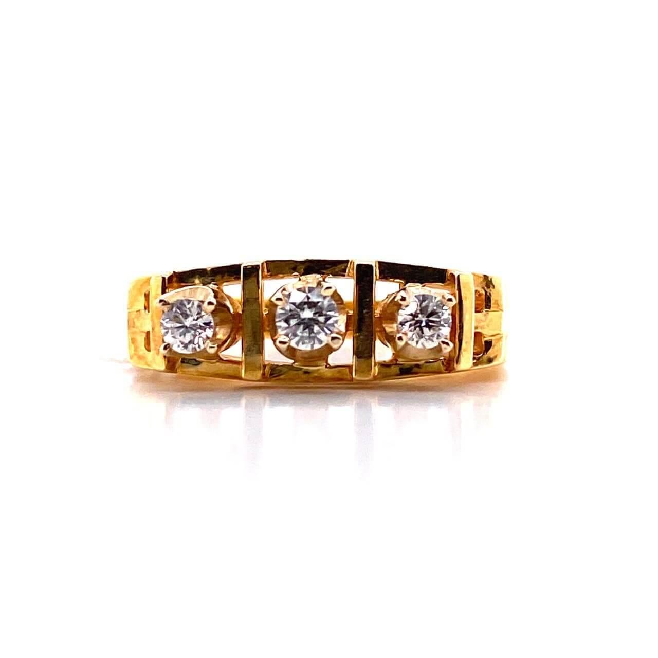 Золотое кольцо Бриллиант арт. 0178 0178