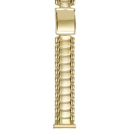 Мужской браслет для часов из лимонного золота арт. 62019 62019