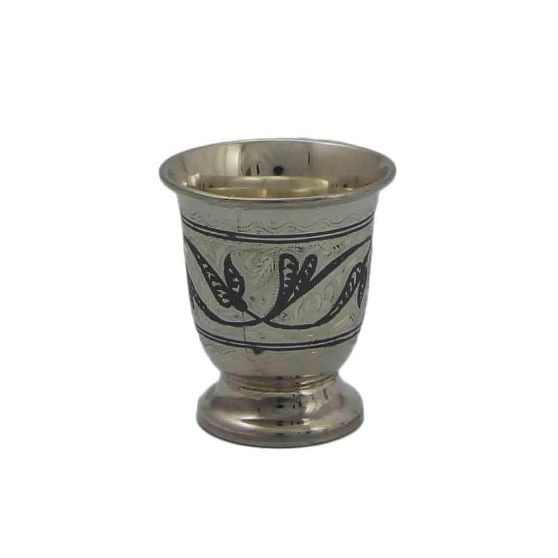 Серебряная стопка арт. 610080 футляр 610080 футляр