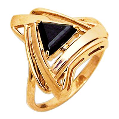 Золотое кольцо Фианит арт. 12000190 12000190