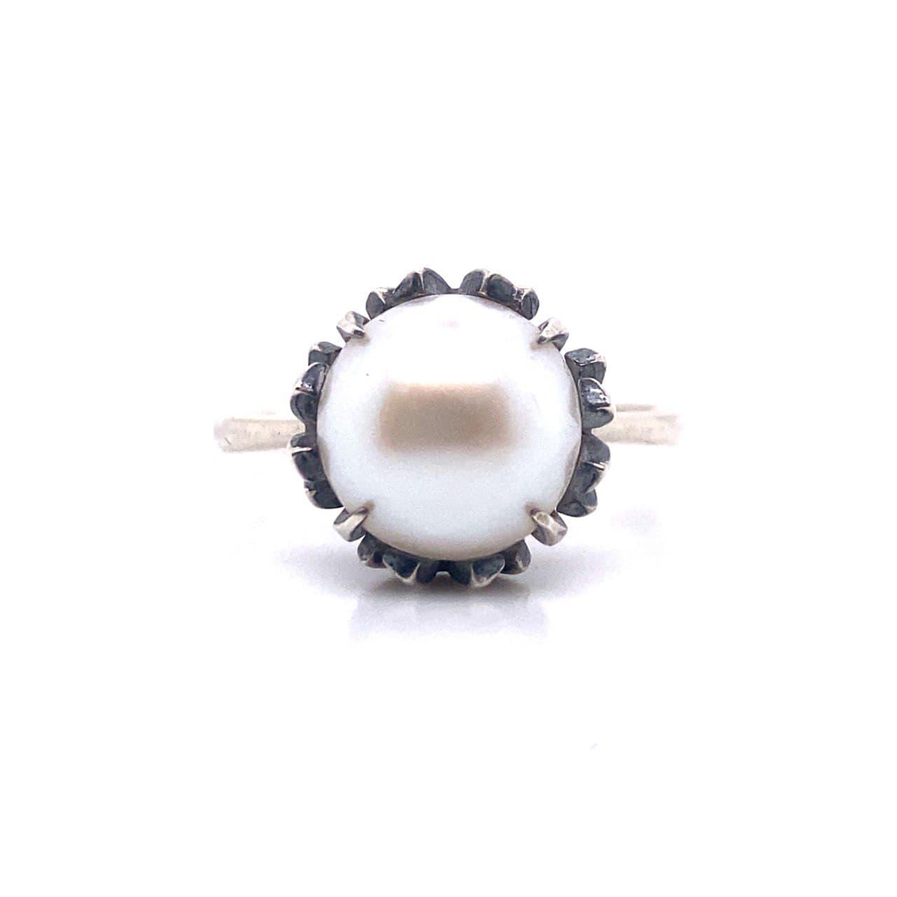 Серебряное кольцо Жемчуг арт. 2115 2115