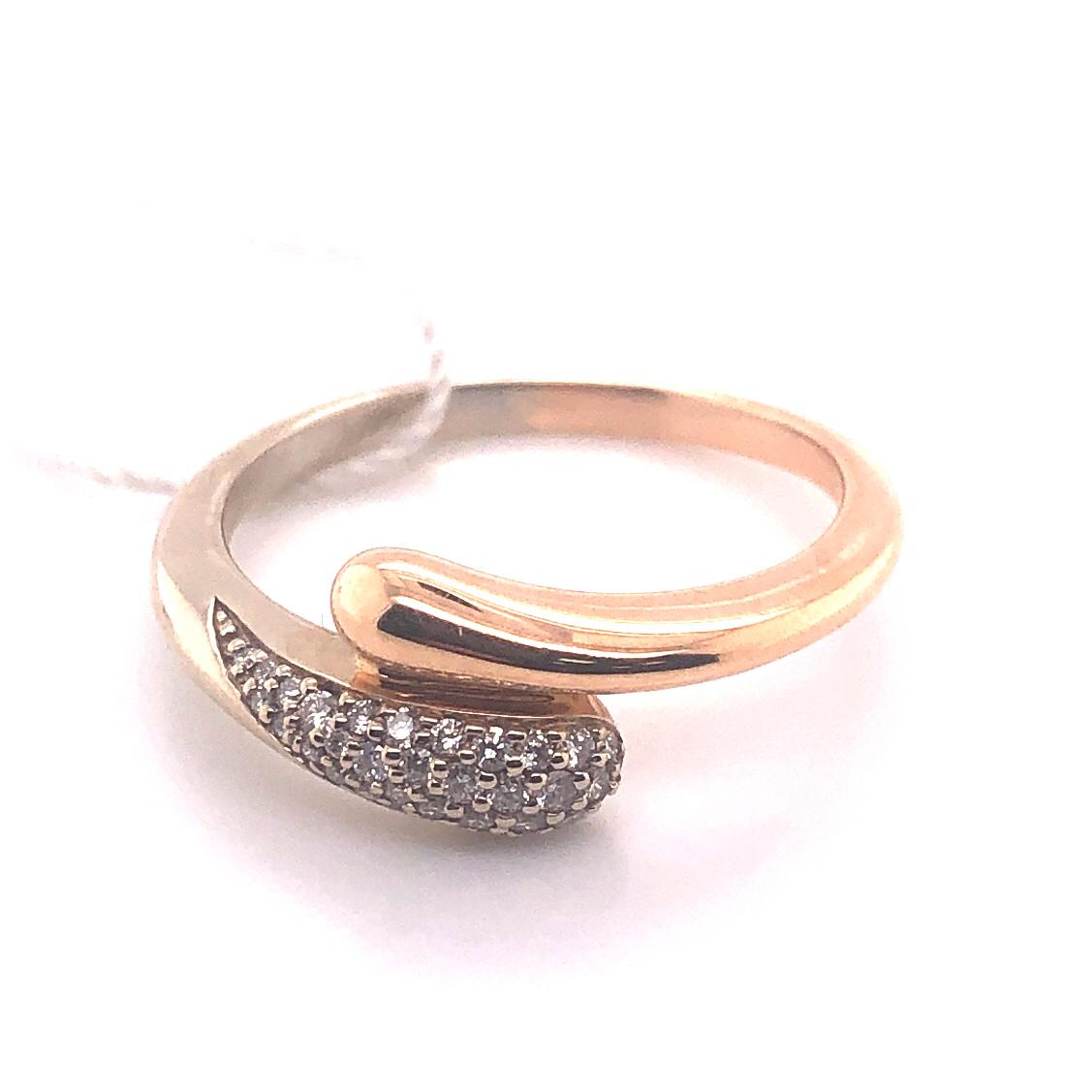 Золотое кольцо Бриллиант арт. 1652 1652