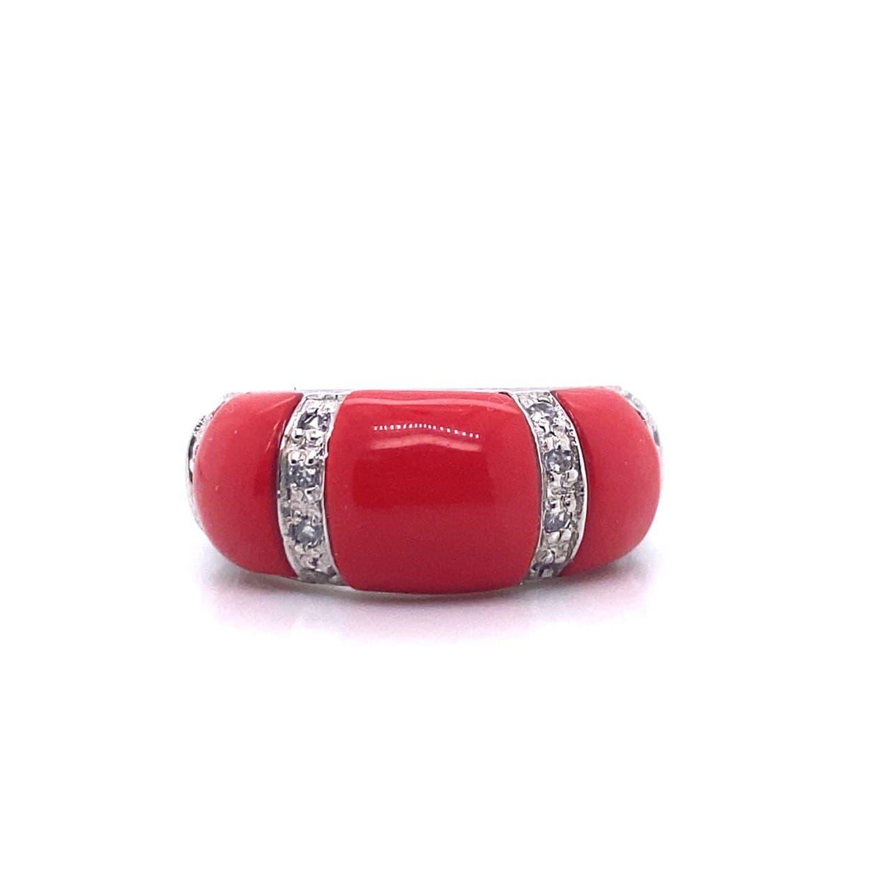 Серебряное кольцо дср01100