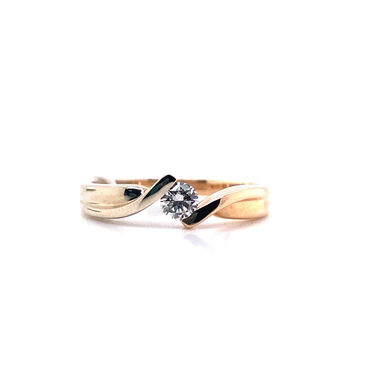 Золотое кольцо 0104