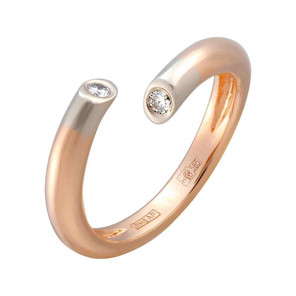 Золотое кольцо 0066
