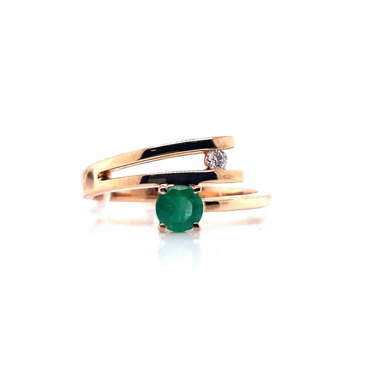 Золотое кольцо 0070