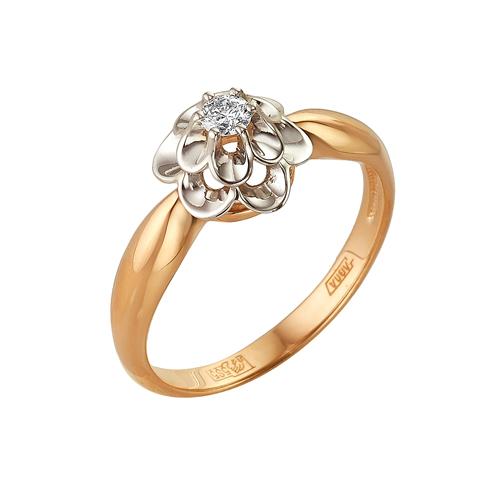 Золотое кольцо Бриллиант арт. 1-105-69 1-105-69