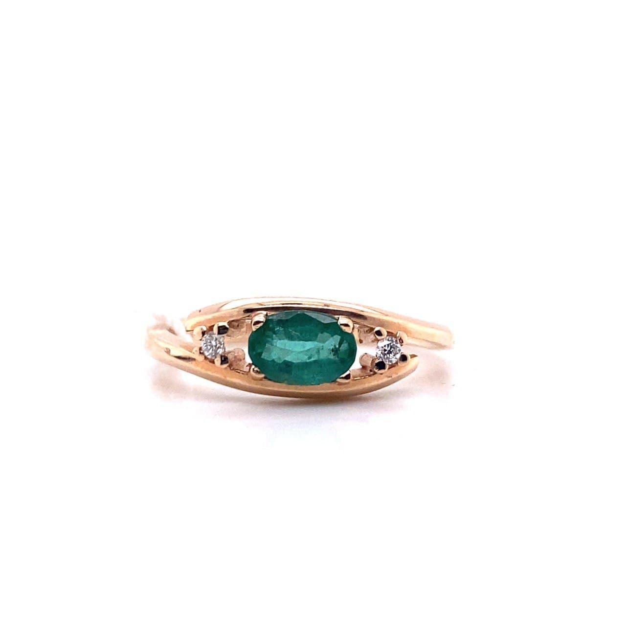 Золотое кольцо 0144