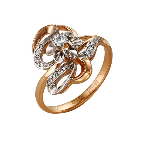 Золотое кольцо Бриллиант арт. 1-105-103 1-105-103