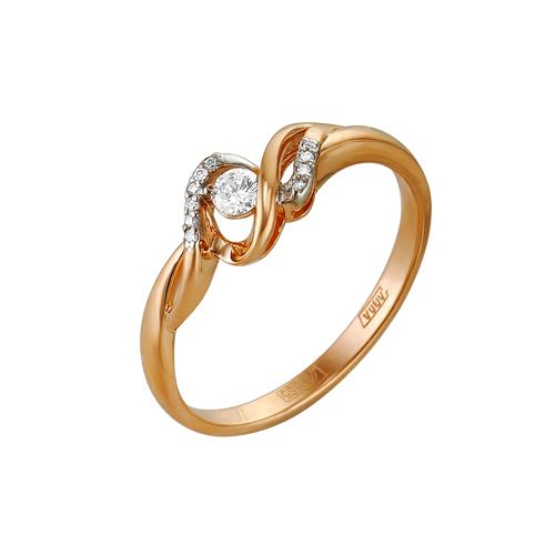 Золотое кольцо Бриллиант арт. 1-105-126 1-105-126