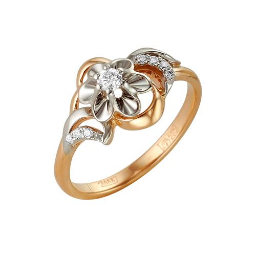 Золотое кольцо Бриллиант арт. 1-105-76 1-105-76