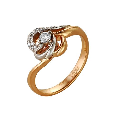 Золотое кольцо Бриллиант арт. 1-105-95 1-105-95