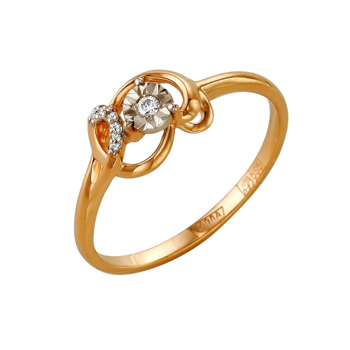 Золотое кольцо Бриллиант арт. 1-105-138 1-105-138