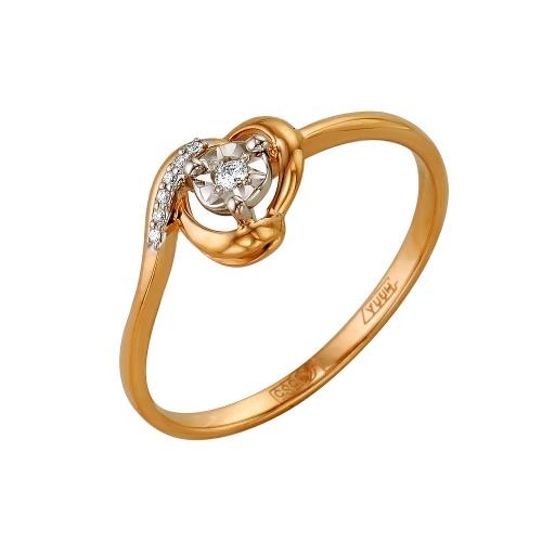 Золотое кольцо Бриллиант арт. 1-105-152 1-105-152