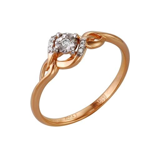 Золотое кольцо Бриллиант арт. 1-105-167 1-105-167