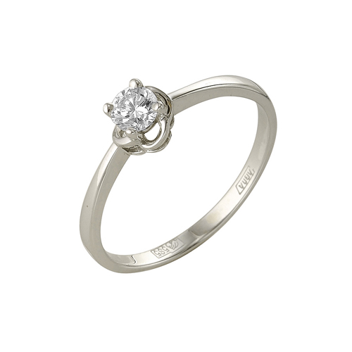 Золотое кольцо Бриллиант арт. 1-105-04 1-105-04