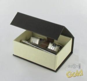 Серебряные запонки арт. 140001 140001