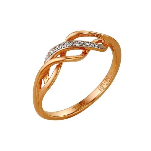 Золотое кольцо Бриллиант арт. 1-105-183 1-105-183