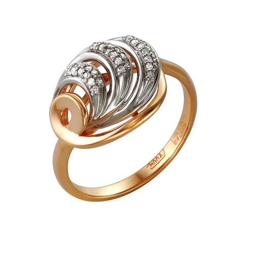 Золотое кольцо Бриллиант арт. 1-105-206 1-105-206