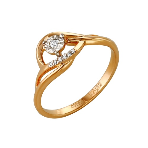 Золотое кольцо Бриллиант арт. 1-105-155 1-105-155