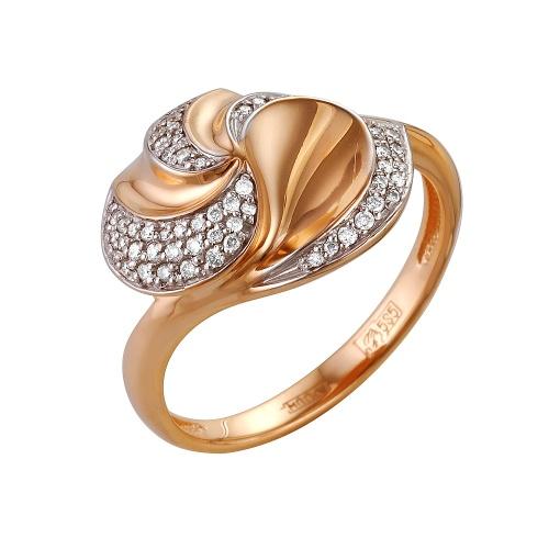 Кольцо из белого золота Бриллиант арт. 1-105-224 1-105-224