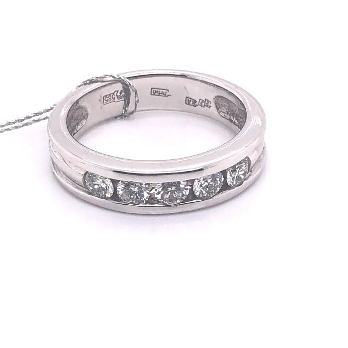 Кольцо из белого золота Бриллиант арт. 09053 09053