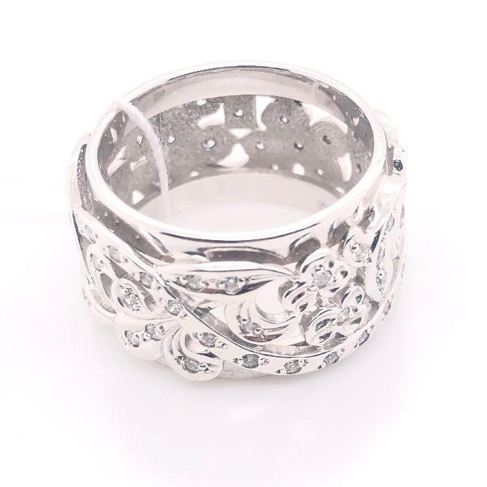 Кольцо из белого золота Бриллиант арт. 81621082 81621082