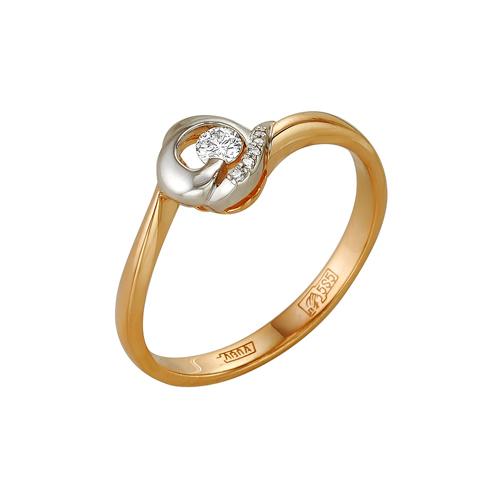 Золотое кольцо Бриллиант арт. 1-105-122 1-105-122