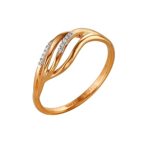 Золотое кольцо Бриллиант арт. 1-105-182 1-105-182