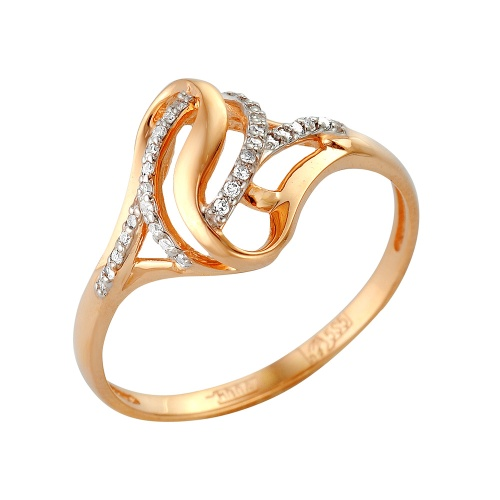 Золотое кольцо Бриллиант арт. 1-105-261 1-105-261