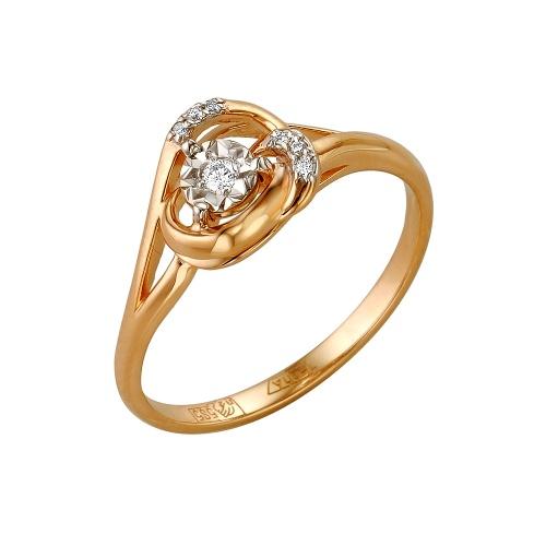Золотое кольцо Бриллиант арт. 1-105-141 1-105-141