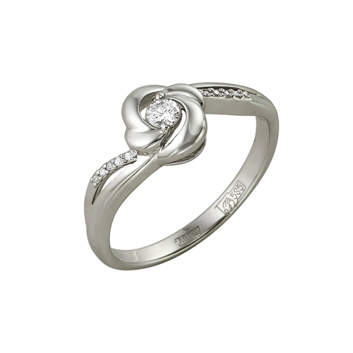 Золотое кольцо Бриллиант арт. 1-105-128 1-105-128
