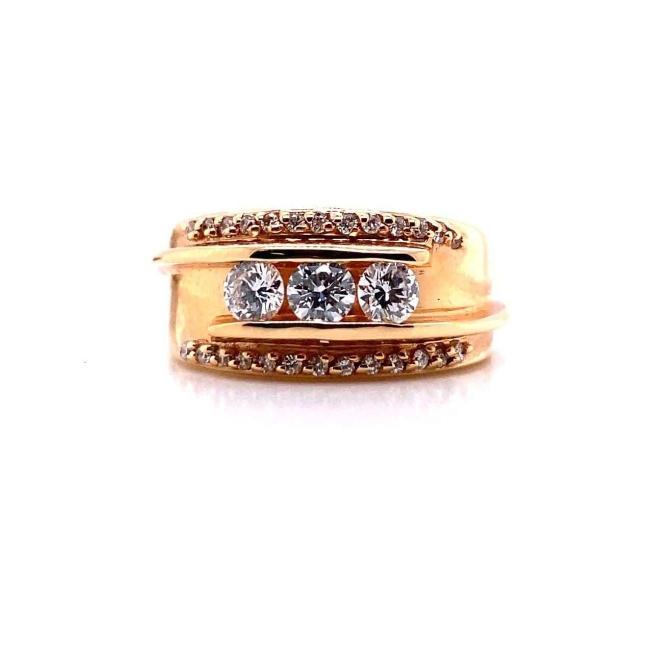 Золотое кольцо Бриллиант арт. 91621453 91621453