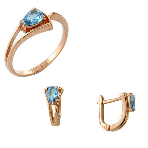 Серебряное кольцо Аметист арт. 4к-258-05 4к-258-05