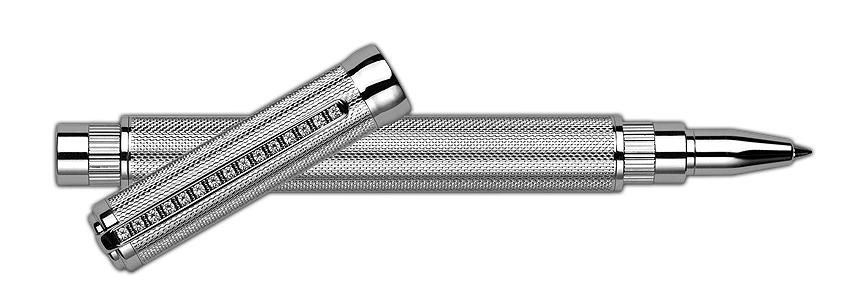 Серебряная ручка с цирконием арт. 9307.2.9.01 9307.2.9.01