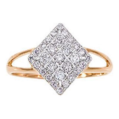 Золотое кольцо Бриллиант арт. 1013211-11140 1013211-11140