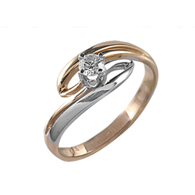 Золотое кольцо Бриллиант арт. 88795 88795
