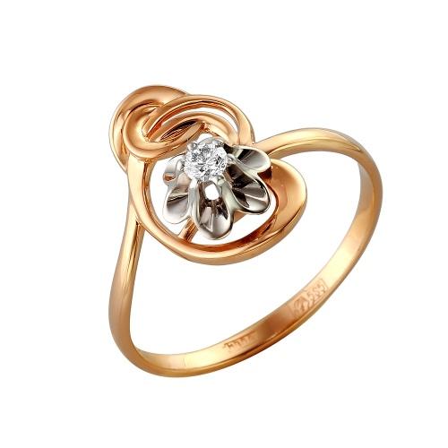 Золотое кольцо Бриллиант арт. 1-105-279 1-105-279